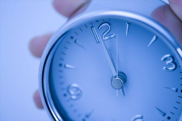 銀行口座によって現金を受け取れる時間帯が違う?
